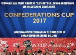 Enlace a Así es como será la próxima Copa Confederaciones