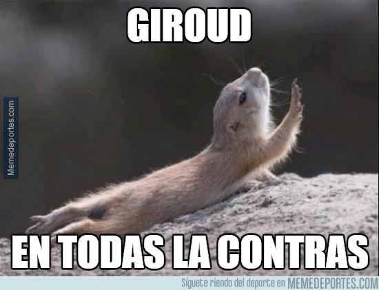 887227 - Giroud en todas las contras