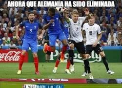 Enlace a Los jugadores de Alemania están felices