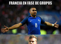 Enlace a Los únicos que verdaderamente se han partido la cara por Francia