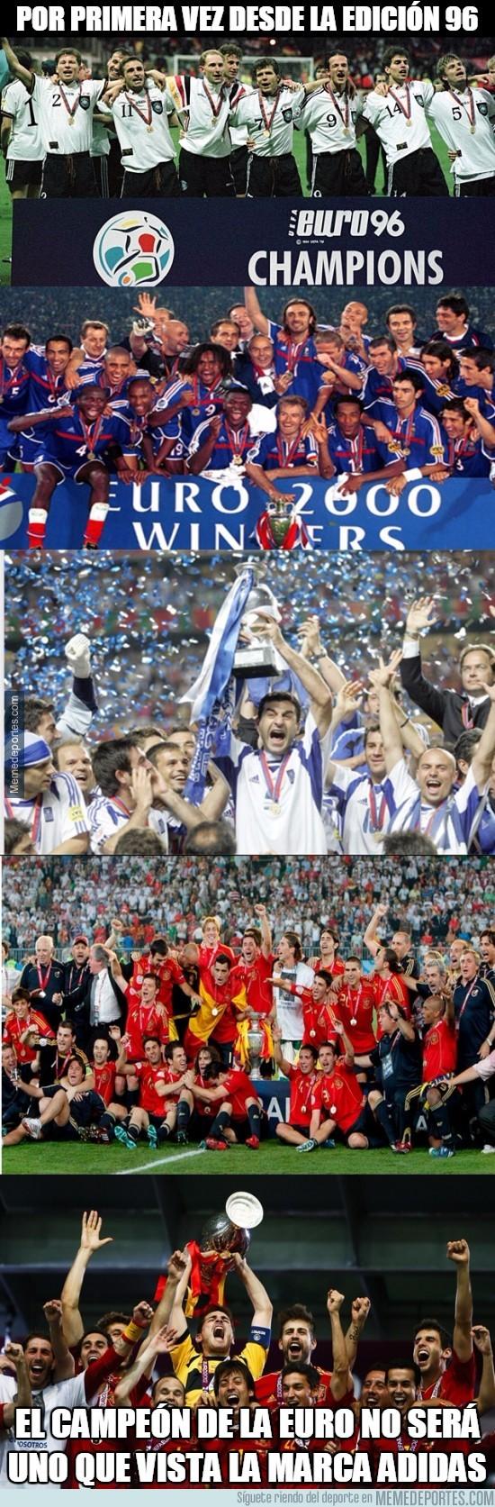 887623 - Muy curioso lo que pasará en la final de la Eurocopa