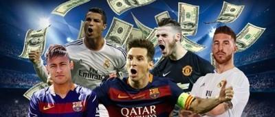 887737 - Los NUEVA lista de los 10 futbolistas mejor pagados del mundo