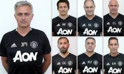 Enlace a Cuerpo técnico del Manchester United o banda detenida por contrabando