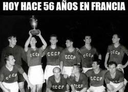 Enlace a Día historico para la Eurocopa
