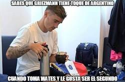 Enlace a ¿Tiene Griezmann pasado argentino?