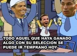 Enlace a Messi tendrá que hacer turno completo