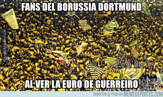 889439 - Vaya ganga la del Dortmund. 12 millones € por un jugadorazo