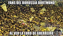 Enlace a Vaya ganga la del Dortmund. 12 millones € por un jugadorazo