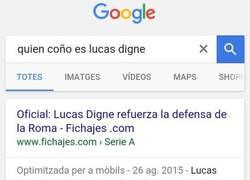 Enlace a Culés ahora mismo tras anunciarse el fichaje de Lucas Digne