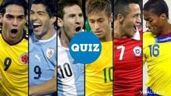 Enlace a QUIZ: ¿Sabrías decir quiénes son los máximos goleadores de las selecciones de la Conmebol?