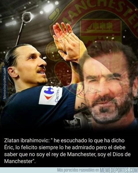 889551 - Respuesta de Zlatan a Cantona