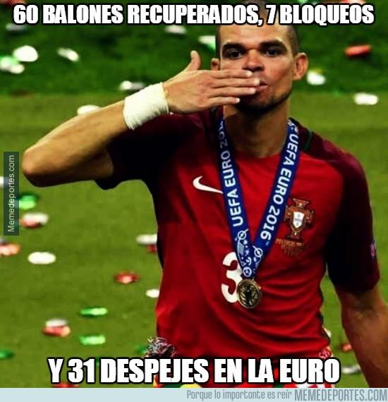 889625 - Pepe, el MVP de Portugal