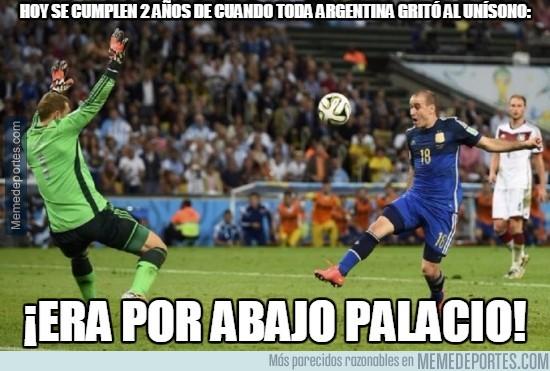 889771 - Hoy se cumplen 2 años de cuando toda argentina gritó al unísono