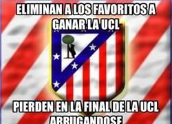 Enlace a Francia y el Atlético de Madrid, más parecidos razonables
