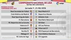 Enlace a Ya tenemos primera jornada de LaLiga 2016/2017. ¡Haced la quiniela!