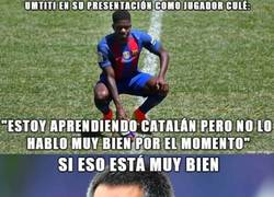 Enlace a Bartomeu cambia el contrato de Umtiti para que no pase como con Messi