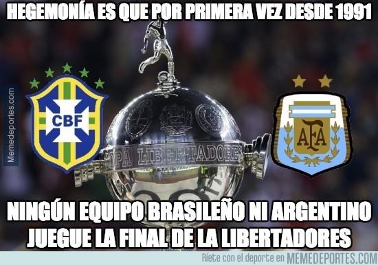 890348 - Una final inédita en la Libertadores este año