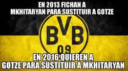 Enlace a La paradoja del Borussia Dortmund