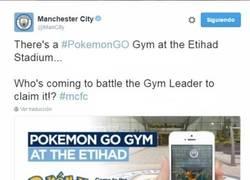 Enlace a El Manchester City tratando de llenar su estadio gracias a Pokémon GO