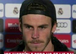 Enlace a Gareth, ¿cómo llevas el español?