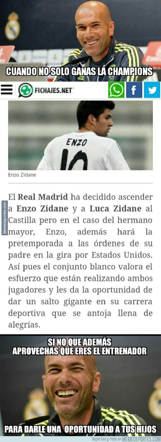 890471 - Demasiado enchufismo en el Real Madrid...