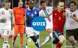 Enlace a QUIZ: ¿Quiénes son los máximos goleadores de las selecciones de la UEFA?