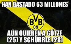 Enlace a El Borussia Dortmund cerca del récord en fichajes de la Bundesliga