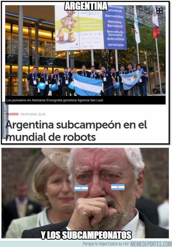 890889 - Argentina lo vuelve a hacer