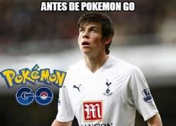 Enlace a El antes y después de pokémon go visto por Bale