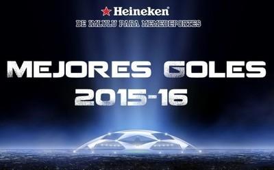891174 - Los mejores goles de la UEFA Champions League 2015/16