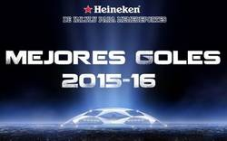 Enlace a Los mejores goles de la UEFA Champions League 2015/16