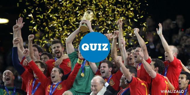 891185 - QUIZ: ¿Cuánto sabes de la historia de España en Mundiales?