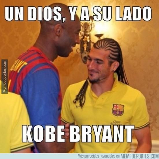 891383 - Un Dios y Kobe Bryant