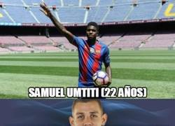 Enlace a Viendo los 4 últimos fichajes del Barça... adivinad cuál será el próximo