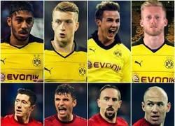 Enlace a Este año el Bayern-Dortmund sí que estará nivelado