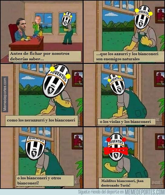 892088 - Todos odian a la Juventus en Italia