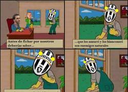 Enlace a Todos odian a la Juventus en Italia