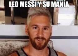 Enlace a Messi lo ha vuelto a hacer