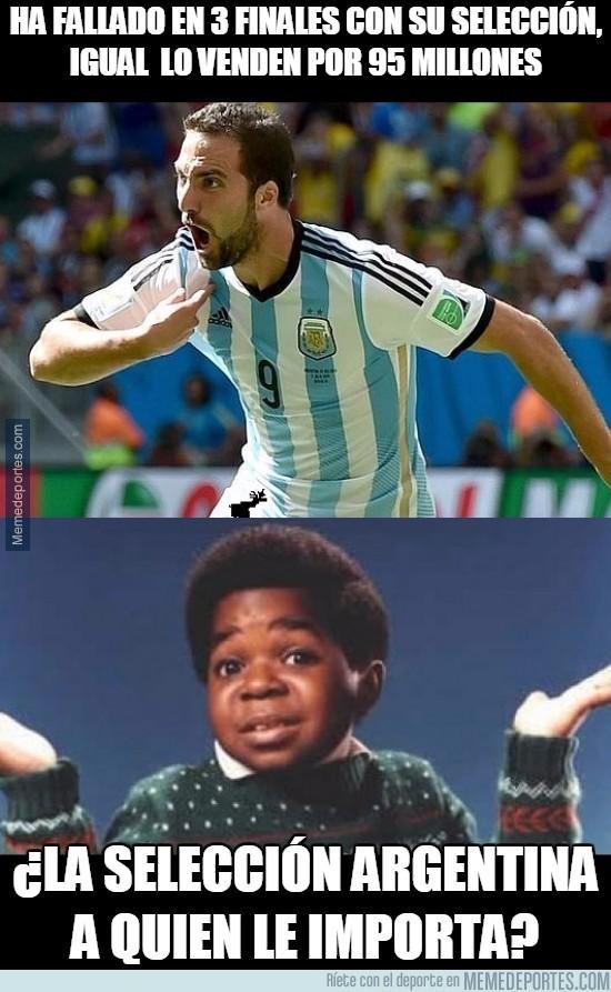 892103 - ¿Quién es la selección argentina?