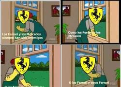 Enlace a La situación de Ferrari este año es complicada...