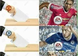 Enlace a Así se eligió la portada del FIFA 17