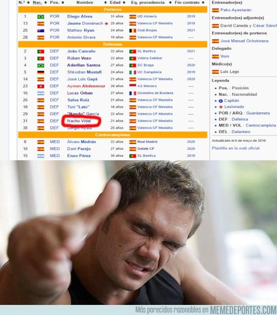 892490 - El Valencia CF ha fichado al mejor penetrador de defensas del mundo