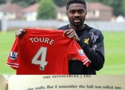 Enlace a La curiosa historia sobre el fichaje de Kolo Toure por el Arsenal