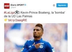 Enlace a WTF: Kevin-Prince Boateng a Las Palmas