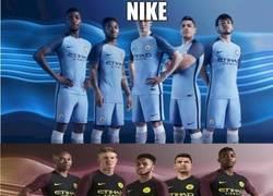 Enlace a Nike y su costumbre de ''currarse'' las equipaciones