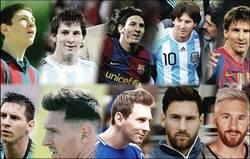 Enlace a Todos los looks de Leo Messi