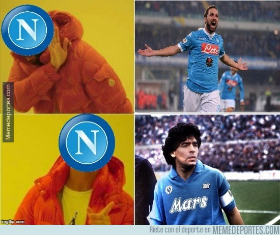 893135 - En Napoli prefieren otro argentino