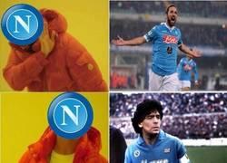Enlace a En Napoli prefieren otro argentino