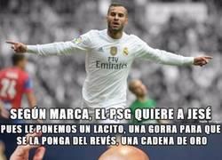 Enlace a No tiene sitio en el Madrid