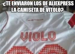 Enlace a Fail máximo comprando online una camiseta de Vitolo